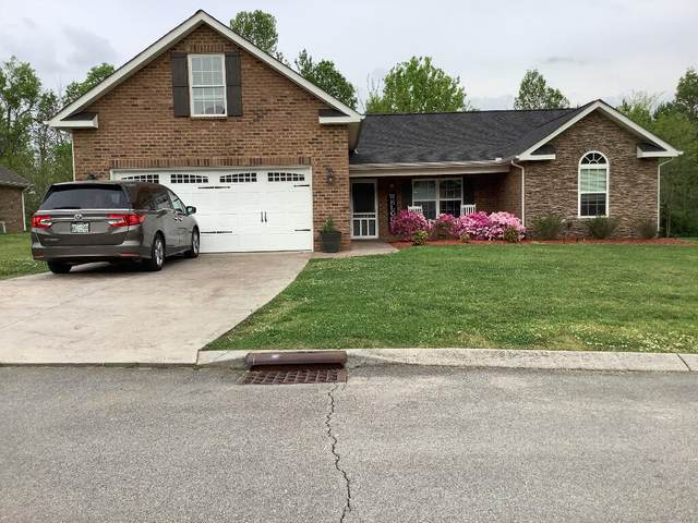 723 Peachtree Drive, Maryville, TN 37801 (#1153176) :: Tennessee Elite Realty