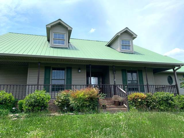 780 Greenlee Rd, Rutledge, TN 37861 (#1153201) :: Tennessee Elite Realty