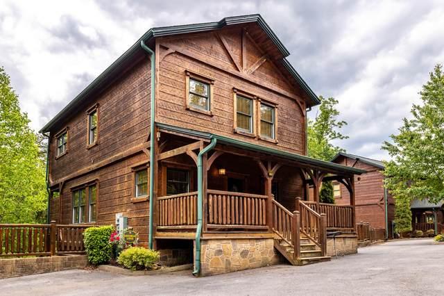 857 Great Smoky Way, Gatlinburg, TN 37738 (#1153285) :: JET Real Estate