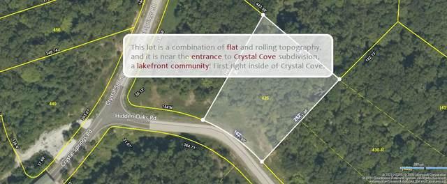 Lot # 426 Hidden Oaks Rd, Rockwood, TN 37854 (#1153296) :: Tennessee Elite Realty