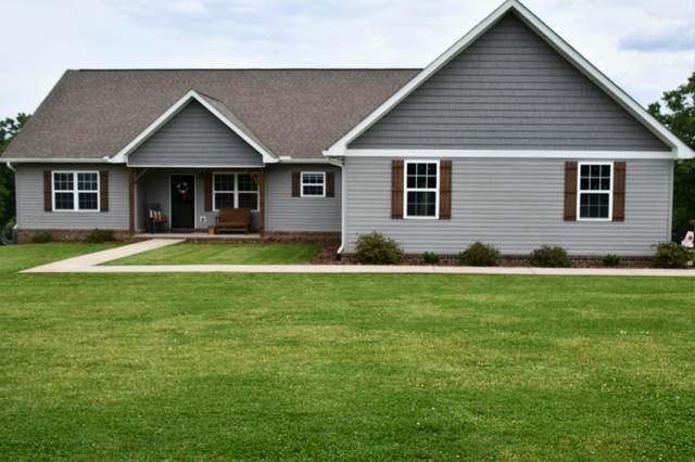 116 Jameson Way, Maryville, TN 37801 (#1153366) :: JET Real Estate