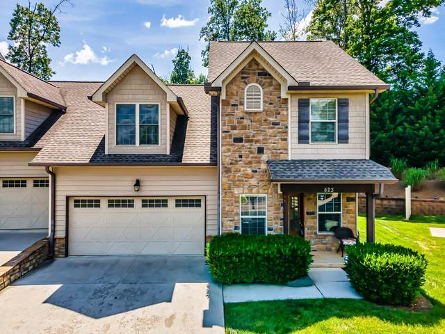 423 Cannon Point Way, Knoxville, TN 37922 (#1153433) :: Shannon Foster Boline Group