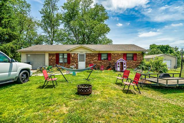812 Beaver Dr, Maryville, TN 37801 (#1153455) :: Billy Houston Group