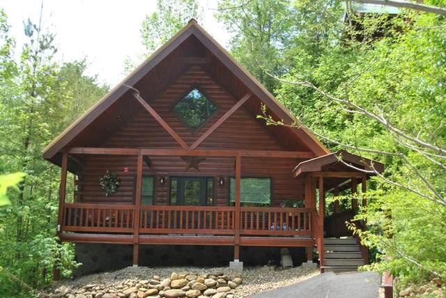 1634 Misty Hollow Way, Gatlinburg, TN 37738 (#1153459) :: JET Real Estate