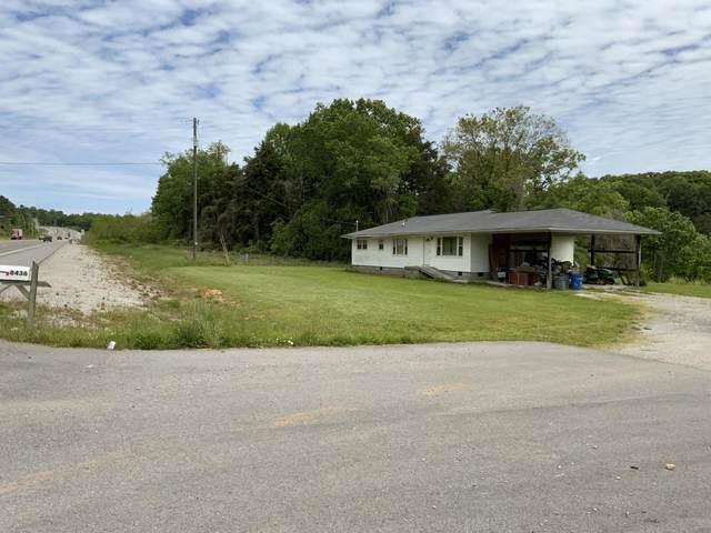 8436 Maynardville Pike, Knoxville, TN 37938 (#1153592) :: Catrina Foster Group