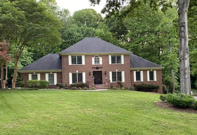 132 Danbury Drive, Oak Ridge, TN 37830 (#1153723) :: JET Real Estate