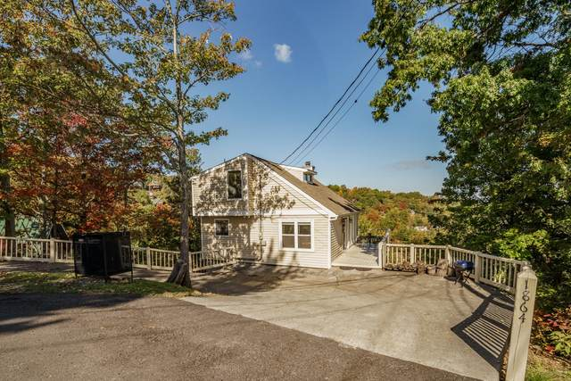 1864 Luzerne Drive, Gatlinburg, TN 37738 (#1153759) :: JET Real Estate