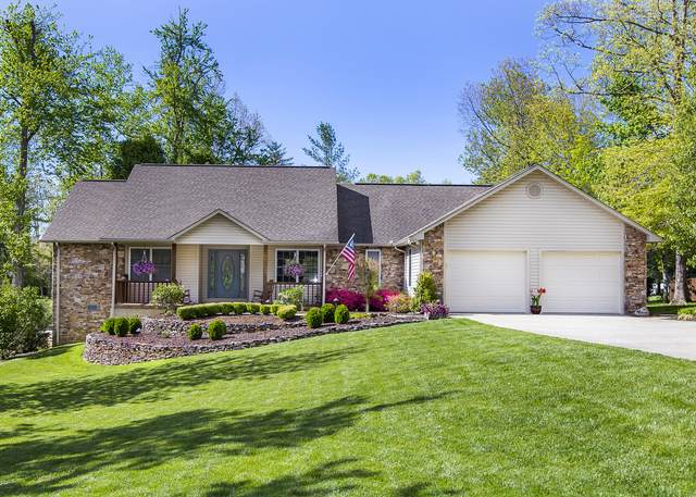 110 Forest View Drive, Crossville, TN 38558 (#1153790) :: Catrina Foster Group