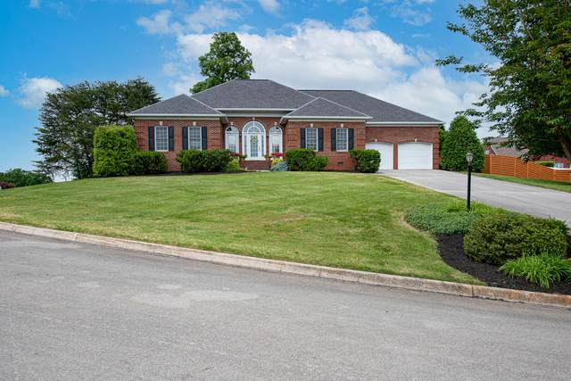 811 Royal View Drive, Maryville, TN 37801 (#1153822) :: JET Real Estate