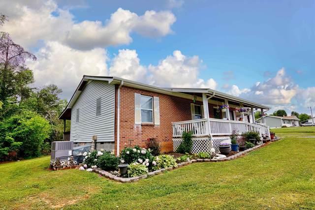 115 Scenic Circle, Tellico Plains, TN 37385 (#1153825) :: Tennessee Elite Realty