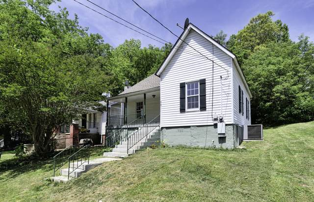 413 James Ave, Knoxville, TN 37921 (#1153930) :: Tennessee Elite Realty