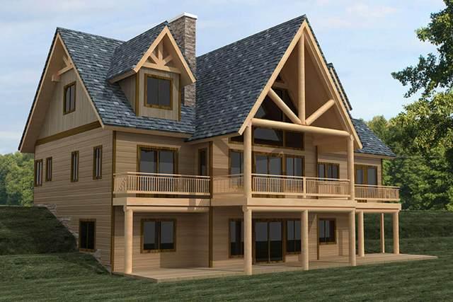 Piney Ridge Way, Sevierville, TN 37862 (#1153943) :: JET Real Estate