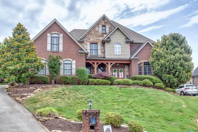 2512 Bridge Valley Lane, Knoxville, TN 37932 (#1153954) :: JET Real Estate