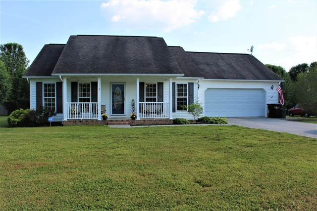 213 Wind Chase Drive, Madisonville, TN 37354 (#1153959) :: JET Real Estate