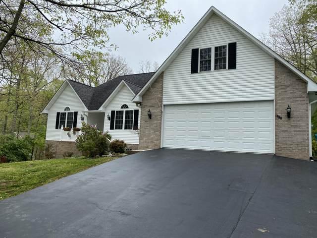 328 Creekway Drive, Crossville, TN 38555 (#1154021) :: Tennessee Elite Realty