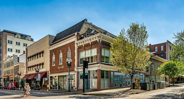 403 S Gay St #203, Knoxville, TN 37902 (#1154023) :: A+ Team