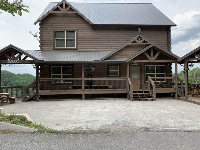 Buena Vista Dr, Sevierville, TN 37876 (#1154047) :: JET Real Estate