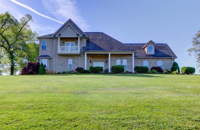 1421 Holston River Drive, Rutledge, TN 37861 (#1154102) :: JET Real Estate