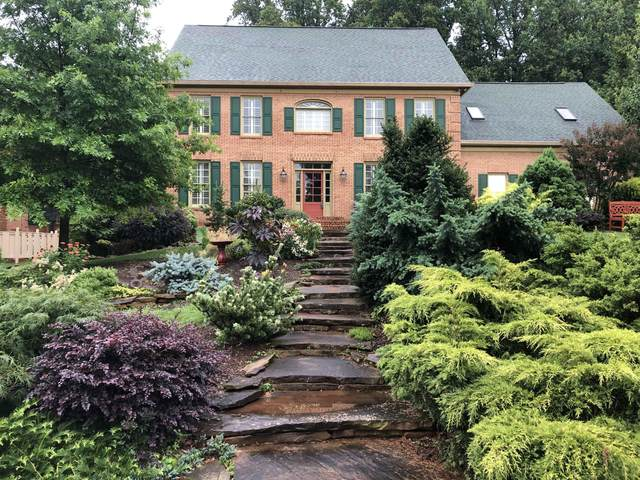 7306 Cresthill Drive, Knoxville, TN 37919 (#1154114) :: JET Real Estate