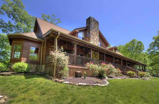 995 Willard Way, Sevierville, TN 37876 (#1154115) :: JET Real Estate