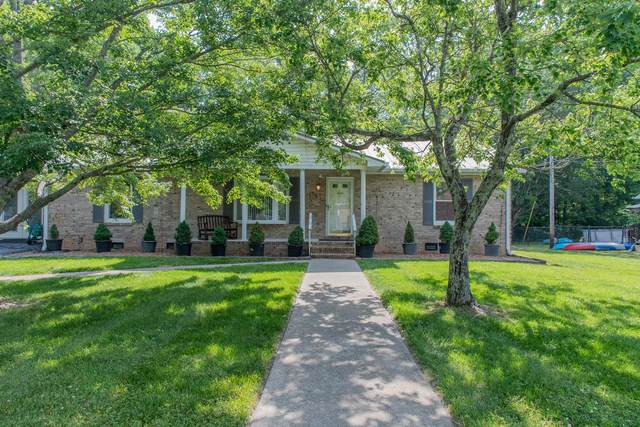 915 Fireside Drive, Cookeville, TN 38501 (#1154119) :: A+ Team