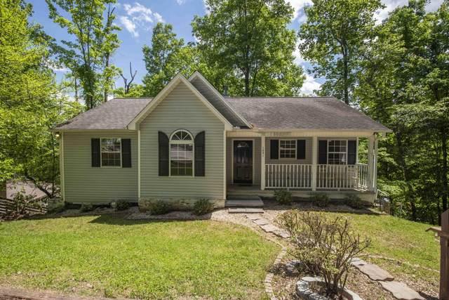 1851 Hidden Hills Rd, Gatlinburg, TN 37738 (#1154169) :: Realty Executives Associates