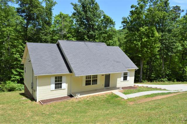 3844 Isaac Ave, Morristown, TN 37814 (#1154196) :: JET Real Estate