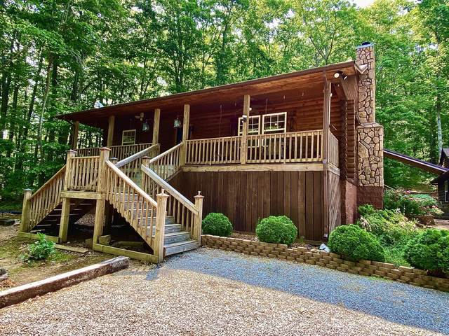 77 Peaceful Lane, Spencer, TN 38585 (#1154261) :: Shannon Foster Boline Group