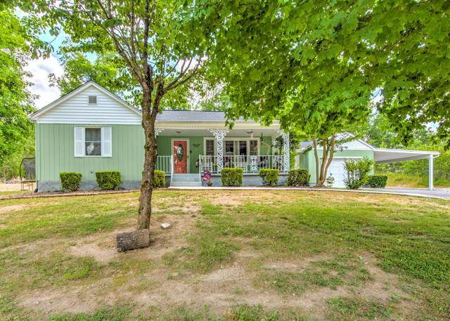 215 Haven Rd, Oliver Springs, TN 37840 (#1154372) :: Catrina Foster Group
