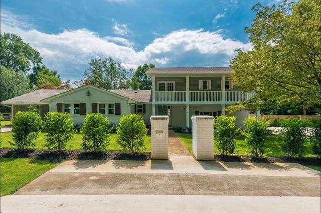 724 S Gallaher View Rd, Knoxville, TN 37919 (#1154373) :: JET Real Estate