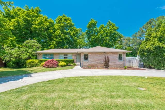 706 E Ridgecrest Drive, Kingston, TN 37763 (#1154375) :: JET Real Estate
