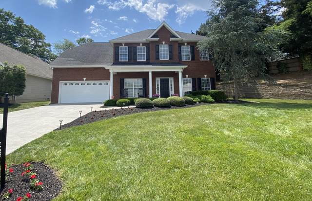 9321 Sway Branch Lane, Knoxville, TN 37922 (#1154401) :: JET Real Estate