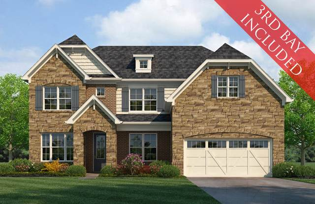 Lot 172 English Ivy Lane, Knoxville, TN 37932 (#1154519) :: Shannon Foster Boline Group