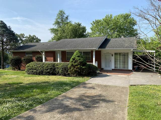 1608 Melody Lane, Knoxville, TN 37912 (#1154543) :: Catrina Foster Group