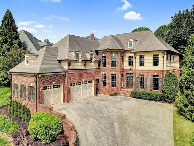 8965 Linksvue Drive Drive, Knoxville, TN 37922 (#1154555) :: Billy Houston Group