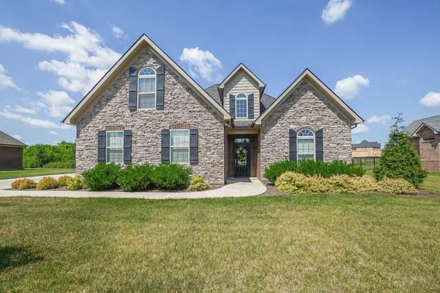 1323 Edenbridge Drive, Alcoa, TN 37701 (#1154657) :: JET Real Estate
