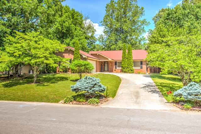 7805 Timber Glow Tr, Knoxville, TN 37938 (#1154680) :: JET Real Estate
