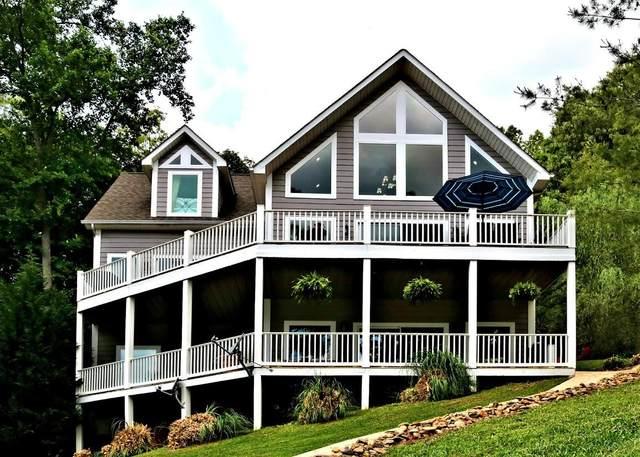 633 Deerfield Way, LaFollette, TN 37766 (#1154717) :: JET Real Estate
