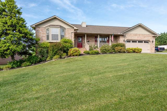 425 Woodgate Drive, Maryville, TN 37804 (#1154749) :: JET Real Estate