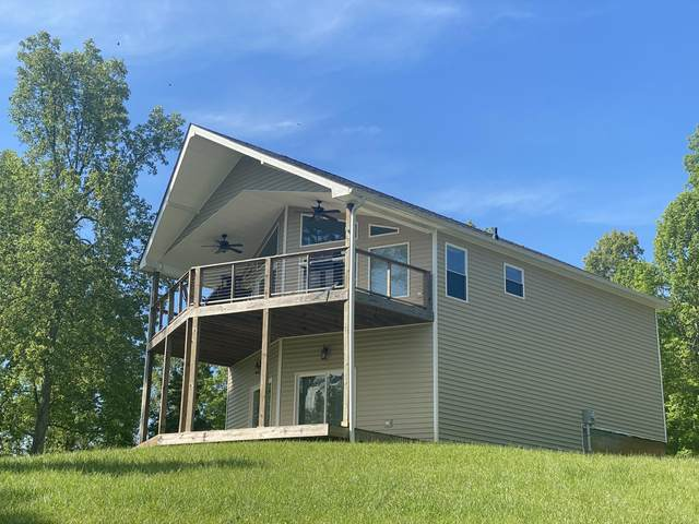1435 E Norris Point Rd, LaFollette, TN 37766 (#1154769) :: Shannon Foster Boline Group
