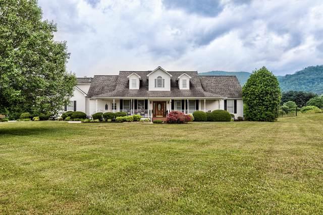 247 Dog Creek Lane, Jacksboro, TN 37757 (#1154824) :: Cindy Kraus Group | Engel & Völkers Knoxville