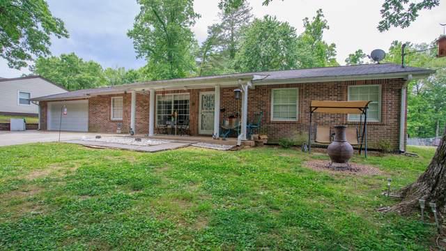 407 Oliver Drive, Oliver Springs, TN 37840 (#1154858) :: JET Real Estate