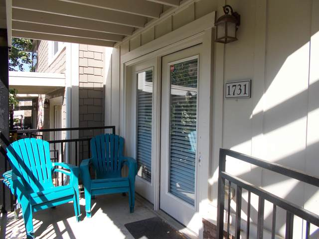 1105 Tree Top Way #1731, Knoxville, TN 37920 (#1154915) :: Billy Houston Group