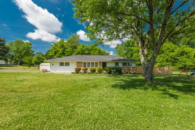 921 NW Wesley Rd, Knoxville, TN 37909 (#1154930) :: JET Real Estate
