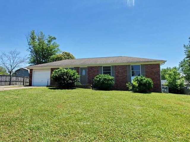 2038 Cheltenham Rd, Maryville, TN 37804 (#1154939) :: Tennessee Elite Realty