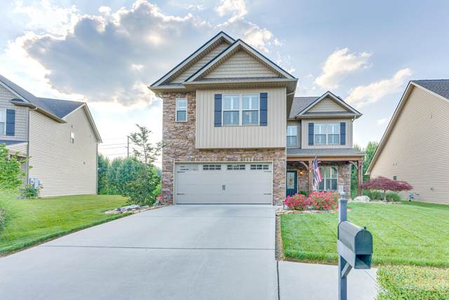 8933 Affinity Way, Knoxville, TN 37922 (#1154984) :: JET Real Estate