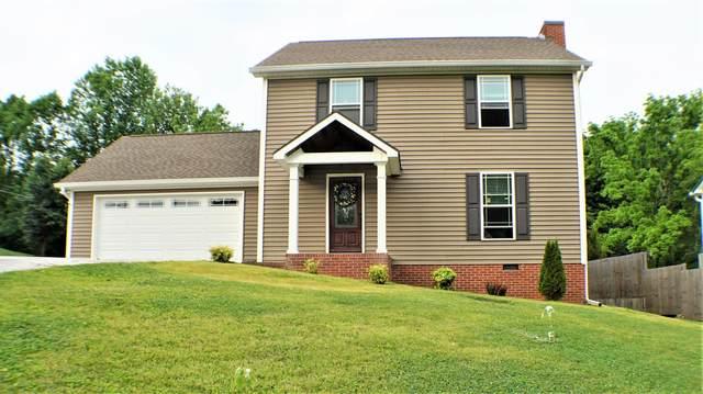 432 Wheeler Lane, LaFollette, TN 37766 (#1155069) :: JET Real Estate