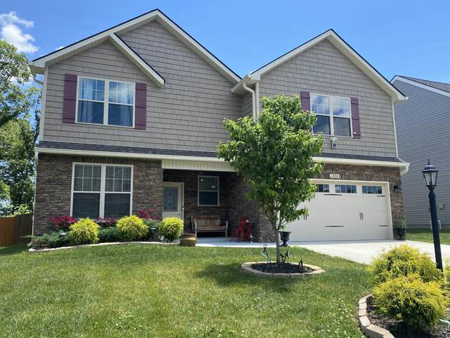 1206 Campbell Park Lane, Knoxville, TN 37932 (#1155077) :: Catrina Foster Group