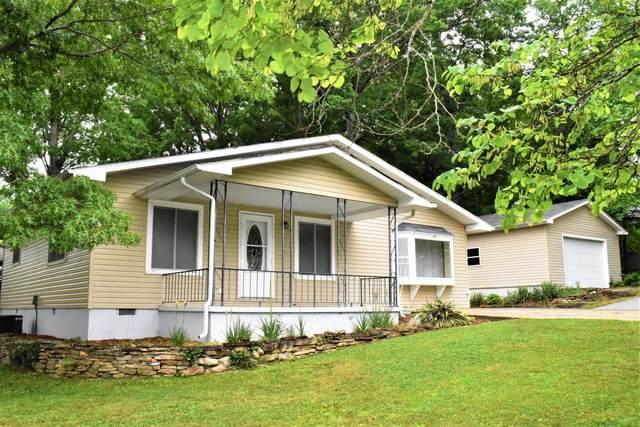 313 Saint George Drive, Fairfield Glade, TN 38558 (#1155211) :: JET Real Estate