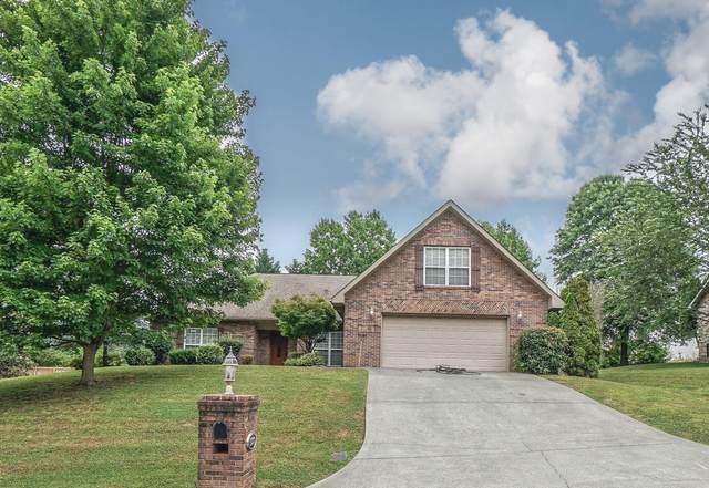 936 Saint Johns Drive, Maryville, TN 37801 (#1155228) :: JET Real Estate